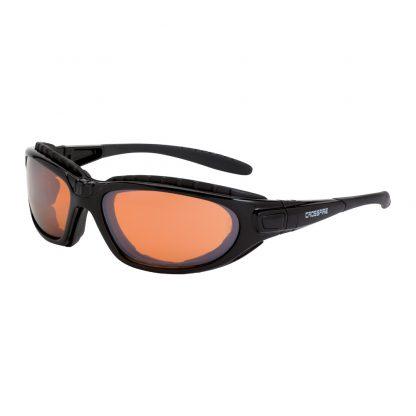 28216 AF HD copper AF, black, foam lined