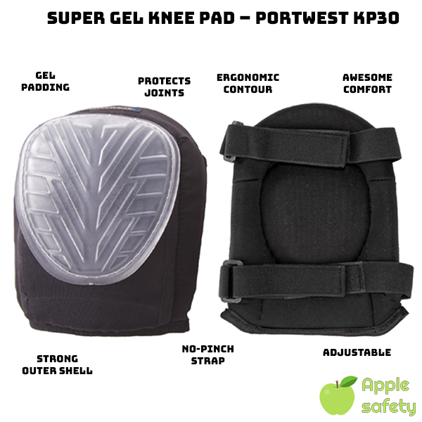 Strong outer shell for significant impact protection and traction Silicone gel protects joints Improves comfort Ergonomic design No-pinch straps are simply just awesome. Adjustable to provide a secure fit.