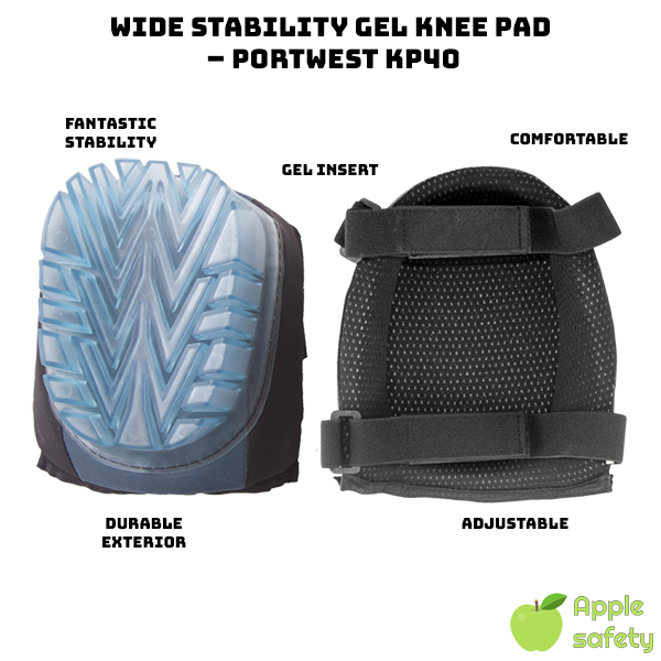 Designed to provide excellent stability Allows for comfortable maneuverability Gel inserts provide an unrivaled level of comfort Ergonomic straps prevent pinching Durable outer shell provides a long lasting product Adjustable strap for a secure fit