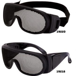 19218 Wire Mesh Lens/Black Frame 892214001511 19220 Wire Mesh Lens/Black Frame/Elastic Strap 892214001528