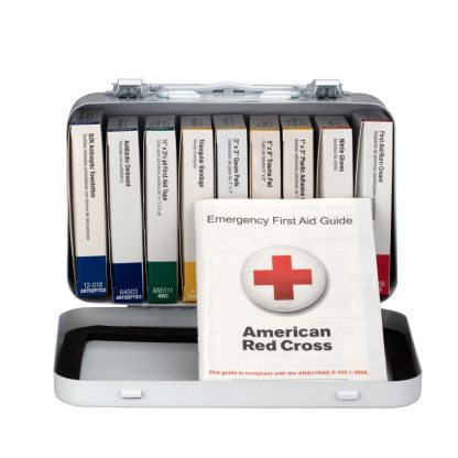 10-unit-first-aid-kit-metal-case - 240-AN FirstAidOnly 5