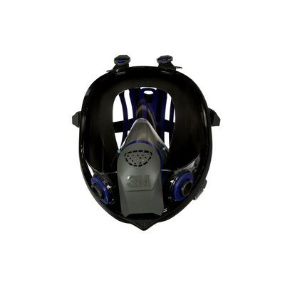 3M™ Ultimate FX Full Facepiece Reusable Respirator FF-401, Small 4 EA/Case 3M Product Number FF-401, 3M ID 70071510773, UPC 50051135894182