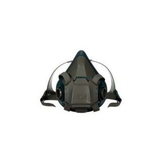 3M™ Rugged Comfort Half Facepiece Reusable Respirator 6502/49489, Medium, 10 EA/Case, front