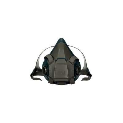 3M™ Rugged Comfort Half Facepiece Reusable Respirator 6502/49489, Medium, 10 EA/Case, front