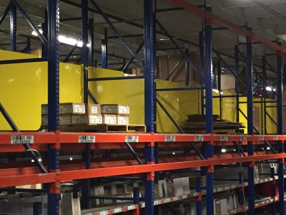 Pallet Rack Safety Gate - PRG - PSDOORS - 5