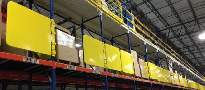 Pallet Rack Safety Gate - PRG - PSDOORS - 4