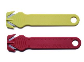 Cardinal safety cutters