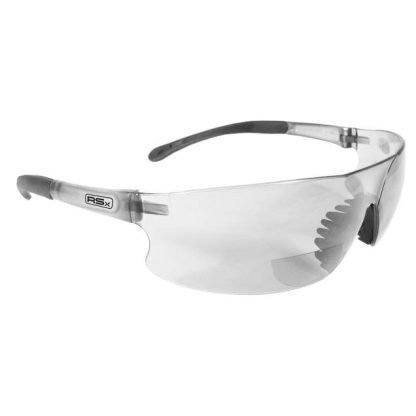 Rad Sequel clear RSx reader safety glasses