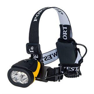 PA63 - Dual Power Head Light Yellow/Black