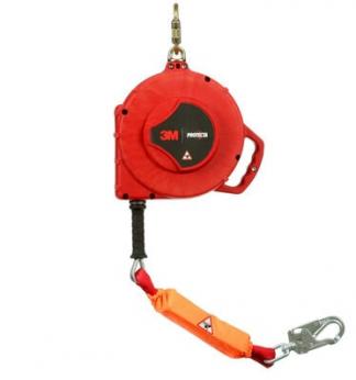 3M™ Protecta® Leading Edge Self-Retracting Lifeline 3590546, Thermoplastic Housing, Galvanized Cable, 20 ft