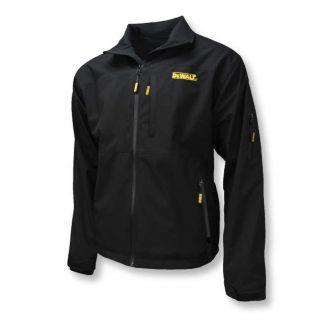 DEWALT® Men's Heated Structured Soft Shell Jacket