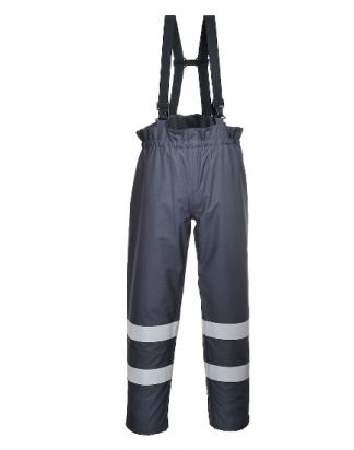 S771 - Bizflame Rain FR Multi-Protection Trouser Navy